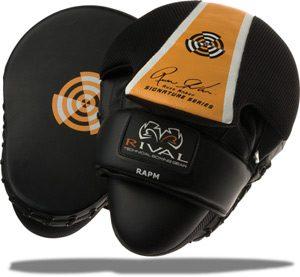 Russ Anber设计的Rival 高性能系列手靶
