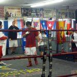 外卡拳击俱乐部