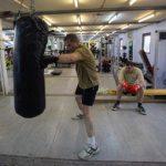 基本的拳击训练方式