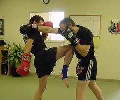 把拳击融汇到泰拳中去?