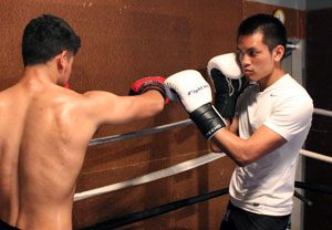 拳擊撥擋法