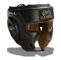 Rival拳击头盔
